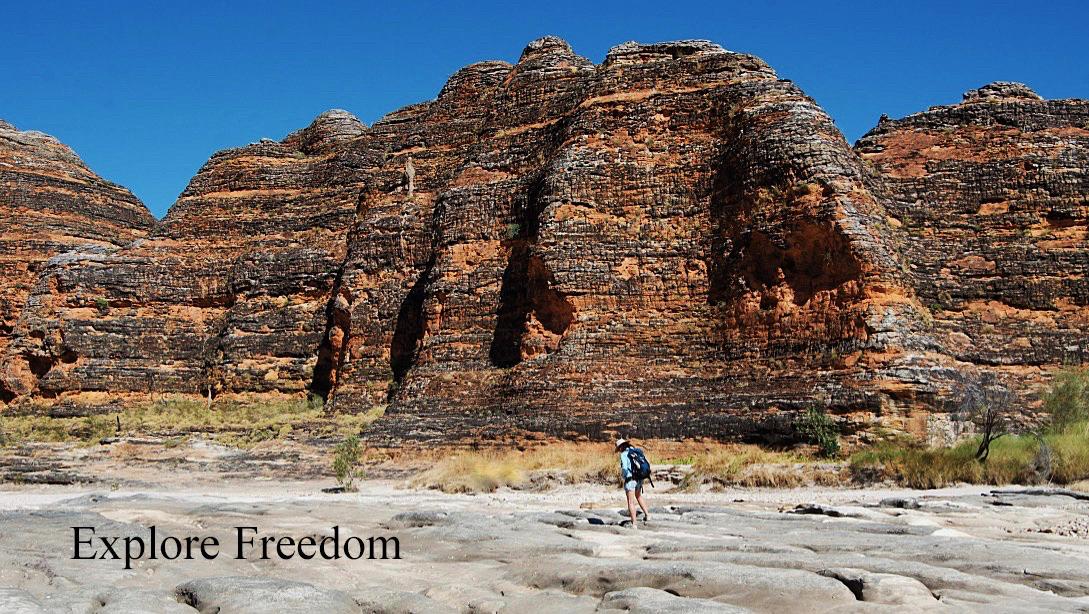 Explore Freedom