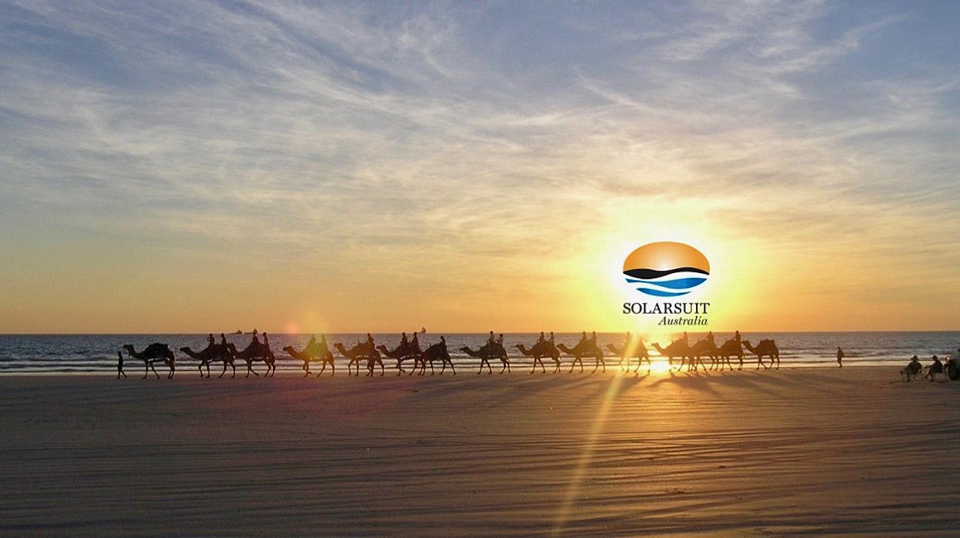Solarsuit Sunset