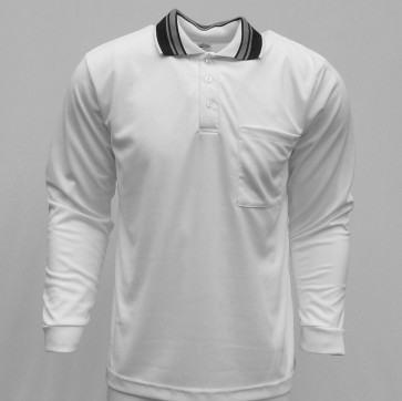 SUN PROTECTIVE POLO SHIRT AUSTRALIAN MADE FROM SOLARCOOL. WHITE.
