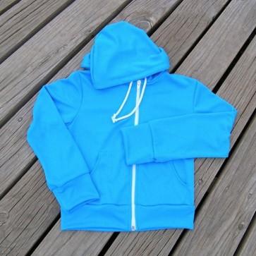 Girl's Solarcool Hooded Jacket